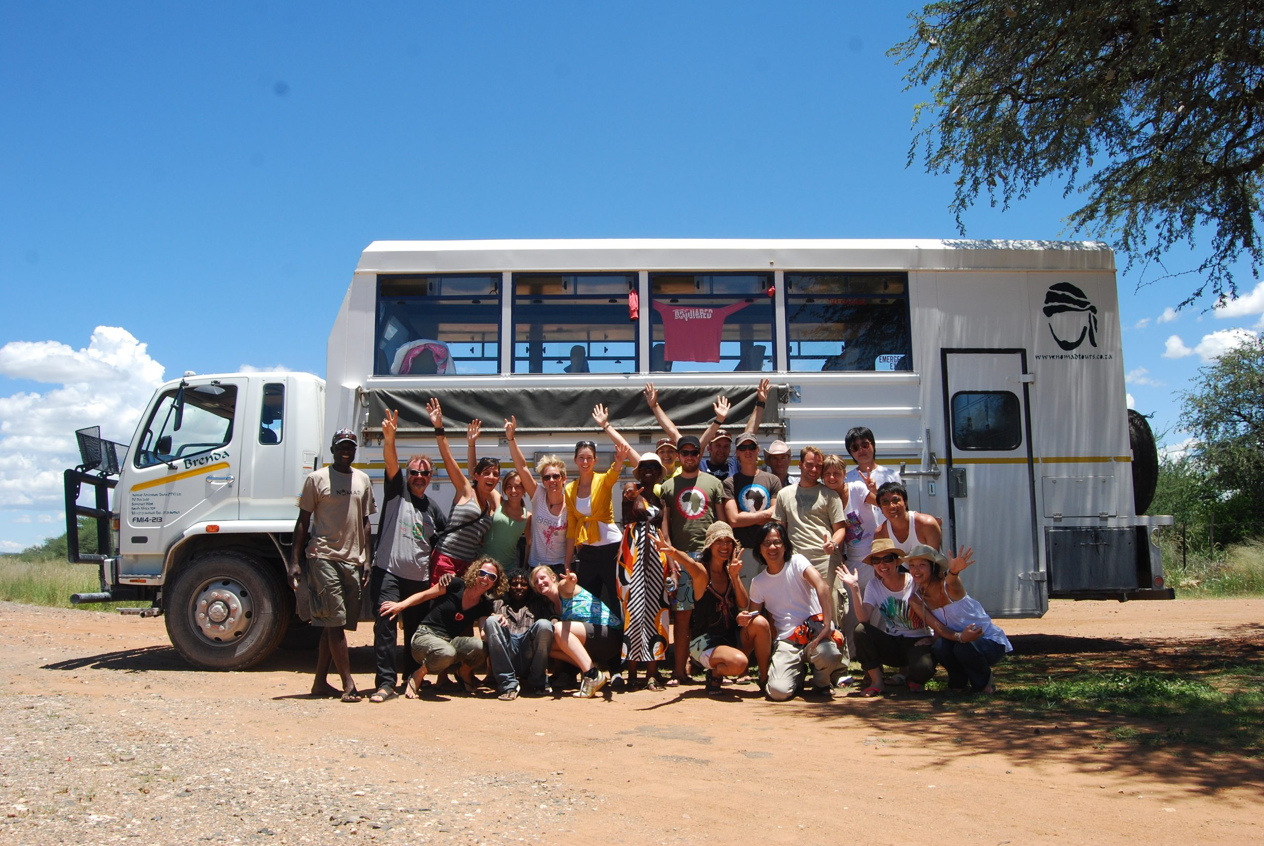 Affordable Africa The Pros And Cons Of Overland Truck Tours
